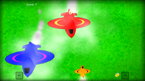 Air Race: Cartoon Plane Stunts screenshot