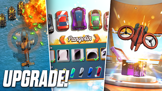 Fastlane: Road to Revenge Apk Download For Android and Iphone Mod Apk 8