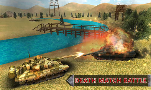 Battle Tanks Russia: Tank War Games APK 1.4 screenshots 3