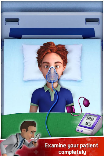 Heart Surgery Simulator 2: Emergency Doctor Game 1.0.8 screenshots 3