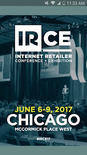 IRCE 2017 screenshot