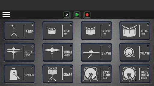 Drum Solo Pads screenshots 1
