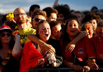 ? UPDATE ! Toute la Belgique explose sur le retour incroyable des Diables Rouges