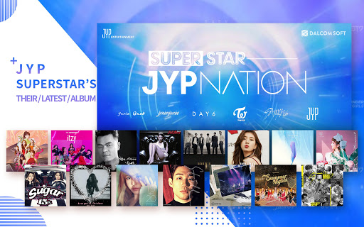 SuperStar JYPNATION screenshot 9