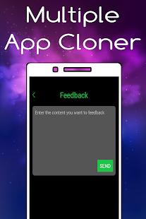 Multiple App Cloner - náhled