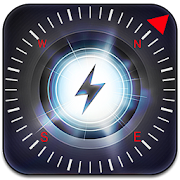 App Brightest led flashlight with compass and map APK for Windows Phone