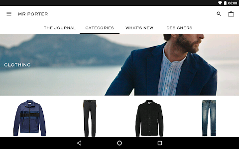 MR PORTER screenshot 11