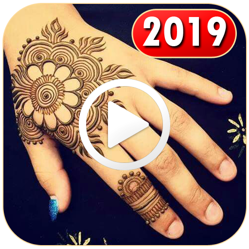 New Model Simple Mehandi