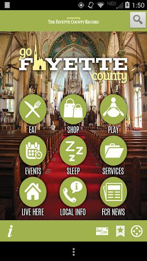 Go Fayette County Texas