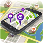 GPS Navigation and Map Tracker