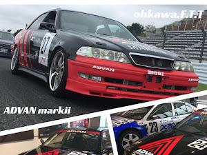 マークII JZX100 ツアラーVのカスタム事例画像 ohkawa.F.T.Tさんの2018年09月20日20:07の投稿