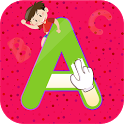 Alphabet Learning - Tracing & Coloring icon