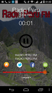 Radio Peru Fm screenshot 1