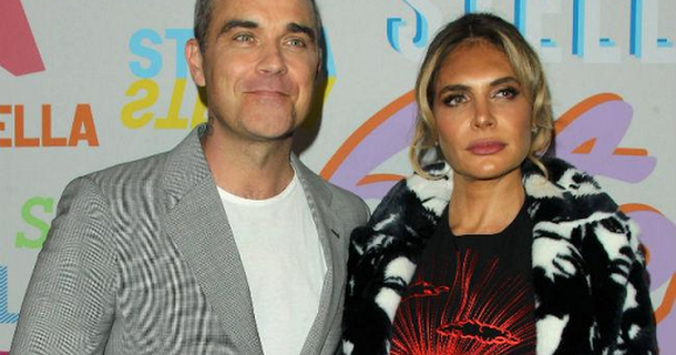 Ayda Field to join Robbie Williams on The X Factor?