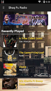 Shaq Fu Radio- screenshot thumbnail