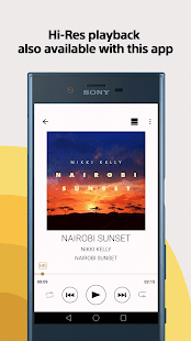 Sony | Music Center (SongPal)- screenshot thumbnail