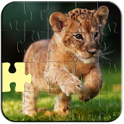 Baby Animals Jigsaw Puzzles‏ APK
