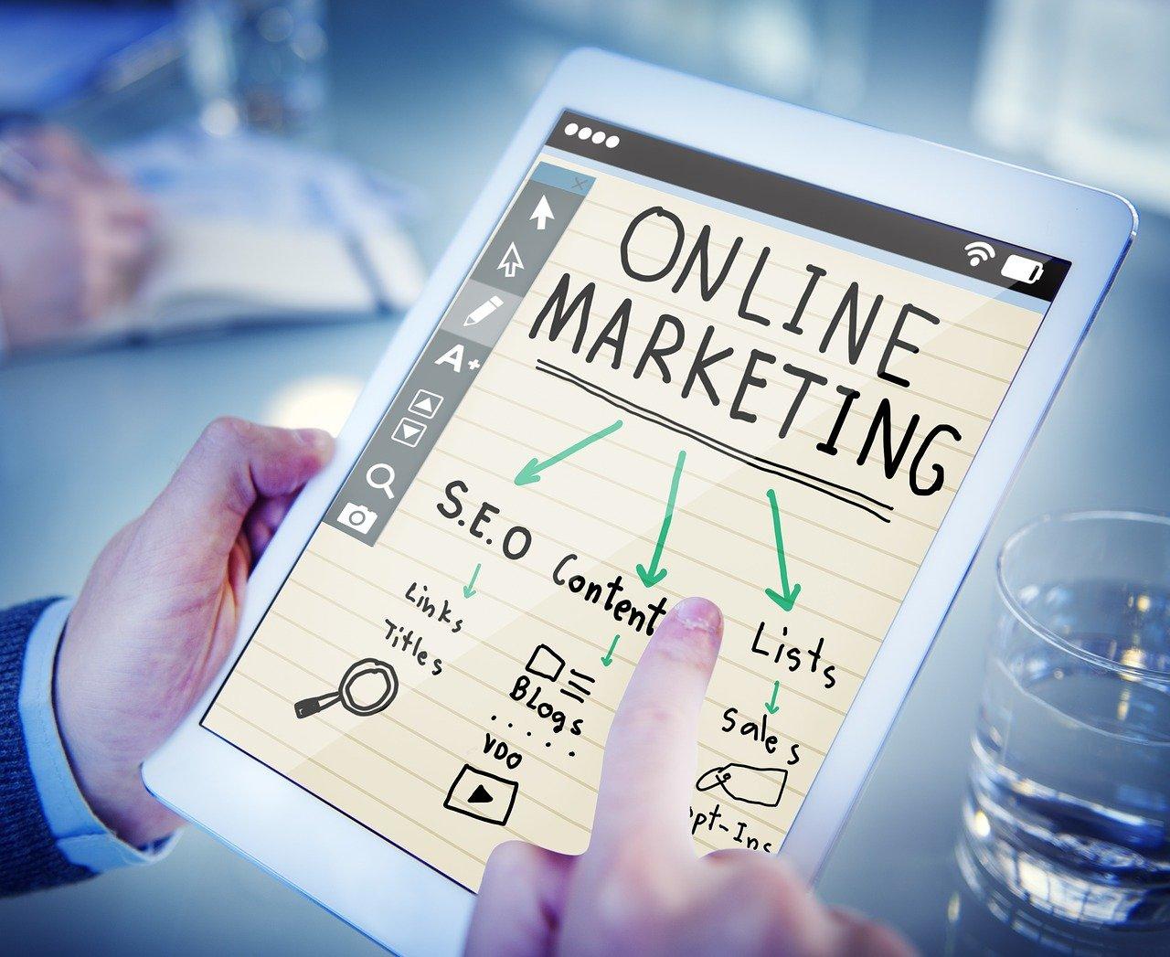 Teach digital marketing online