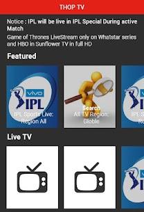 ThopTV APK Download Latest (Official APK) 3