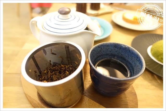 木白甜點咖啡店生薑焙茶