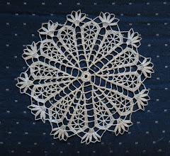 Photo: Norwegian crocheted doily