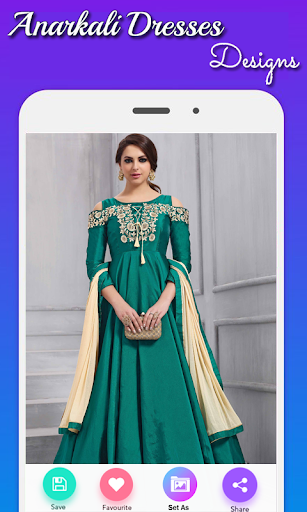 Anarkali Dress Designs 1.0.4 screenshots 2