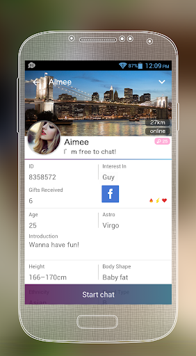 SayHi Chat, Meet New People screenshot 2