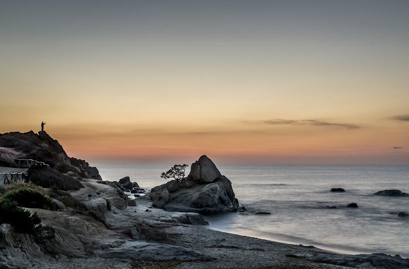 Spiaggia di Santa Giusta Costarei Sardegna di aliscaforotto