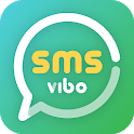 Vibo SMS: Send and receive SMS and MMS messages icon