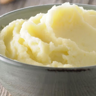 Cheese Mashed Potatoes.