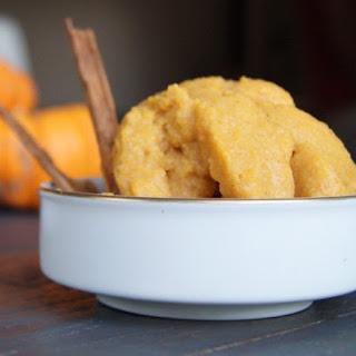 Paleo Pumpkin Pie Ice Cream