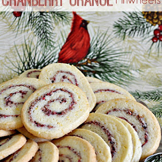 Cranberry Orange Pinwheels