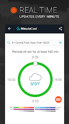 AccuWeather: Weather Alerts & Live Storm Radar APK screenshot thumbnail 3