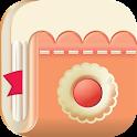 OrganizEat: cookbook recipe box organizer & keeper icon
