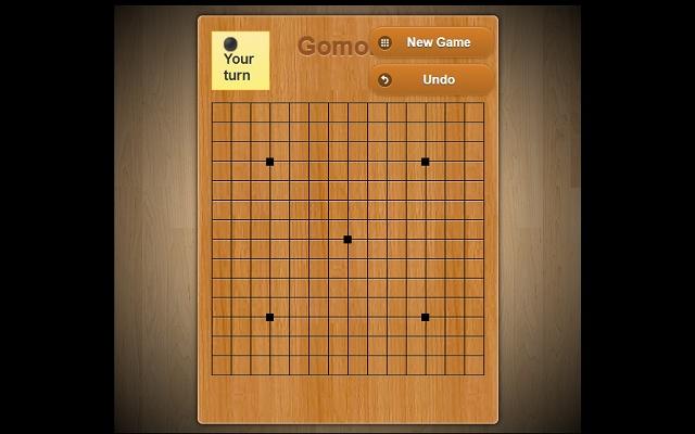 GoMoKu - GO Game for Chrome