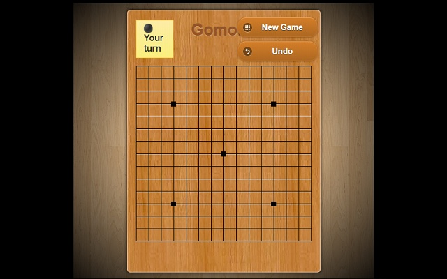 GoMoKu - GO Game for Chrome