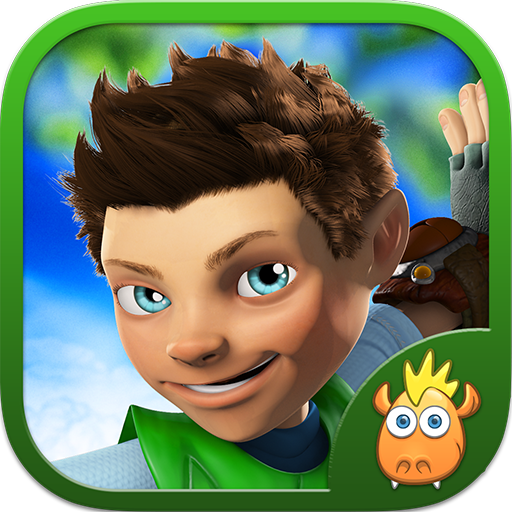 Tree Fu Tom: play and learn 教育 App LOGO-APP開箱王