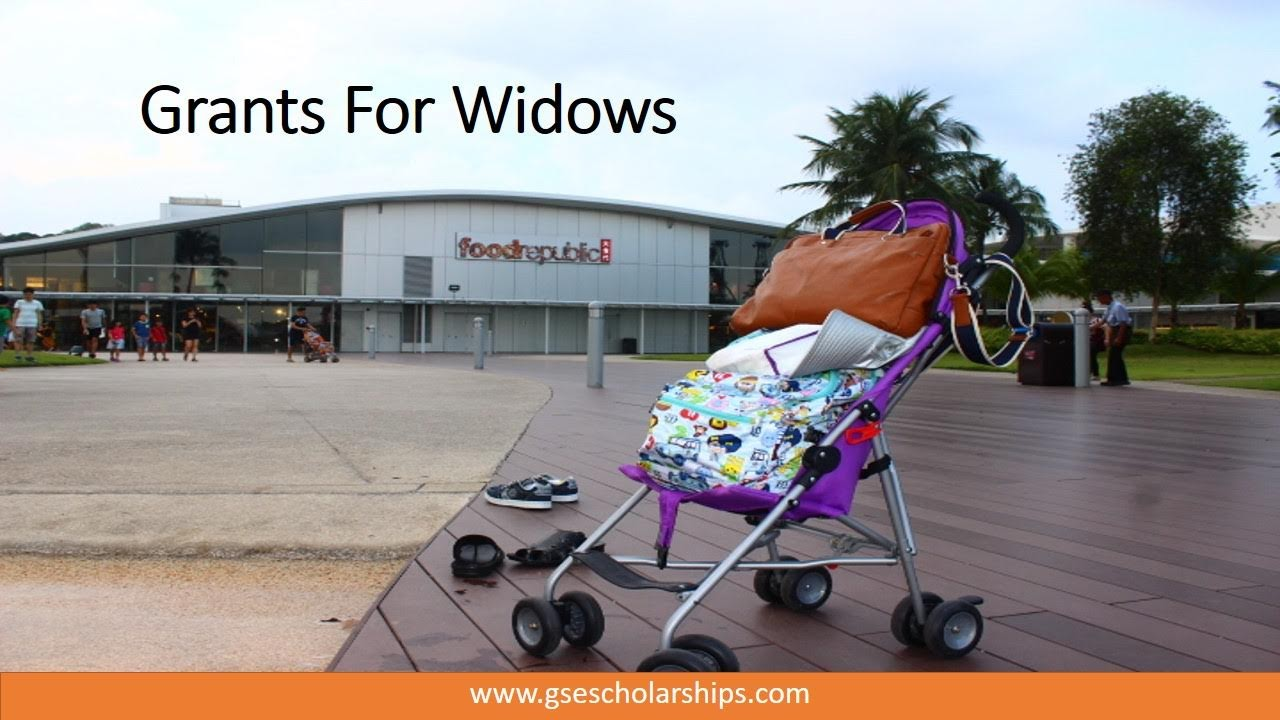 Grants For Widows