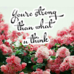 Quotes About Strength APK