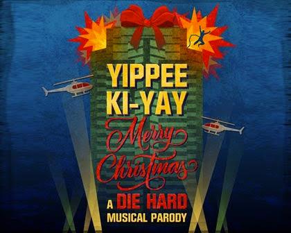 Yippie Ki-Yay Merry Christmas!