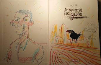 Photo: Alfred - Festival BD - Angoulême - 2015