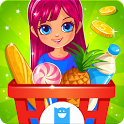 Supermarket – Game for Kids icon