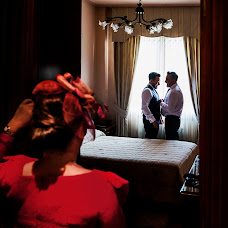 Wedding photographer Sergio Zubizarreta (deser). Photo of 18.12.2017