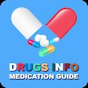 Medical Dictionary & Drug Information App icon