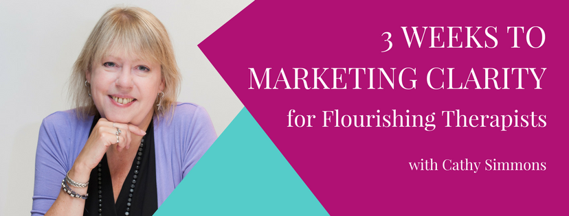 3 weeks to marketing Clarity