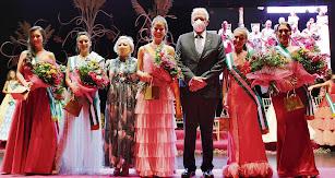 Gala de Elección de Reinas y Damas de Honor.