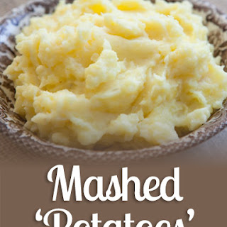 Mashed 'Potatoes' (Phase 1 Compatible)