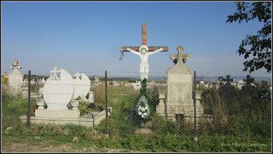 Photo: Troiță - din Cimitirul Crestin Turda Veche, Str. Curcubeului - 2016.09.08