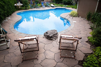 Photo: 'Portage' pavers from Permacon.