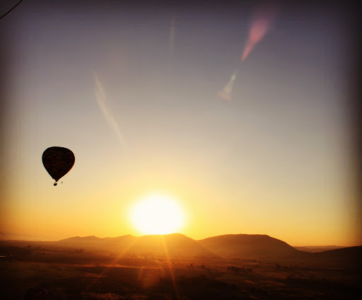 #TravelTuesday: Take to the skies in a hot air balloon